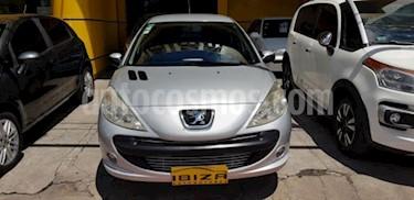 Foto venta Auto usado Peugeot 207 Compact 1.6 XT 4P (2010) color Gris Claro precio $169.900