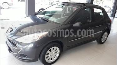 Foto venta Auto usado Peugeot 207 Compact 1.6 XT 5P (2012) color Gris Oscuro precio $285.000