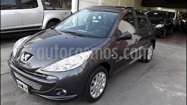 Foto venta Auto Usado Peugeot 207 Compact 1.6 XT 5P (2012) color Gris Grafito