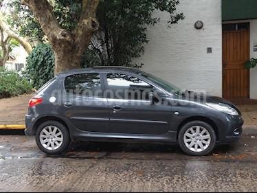 Foto venta Auto usado Peugeot 207 Compact 1.6 XT Premium 5P (2009) color Gris Grafito precio $219.000