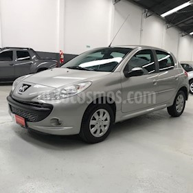 Foto venta Auto usado Peugeot 207 Compact 1.9D XS 5P (2010) color Beige precio $269.875
