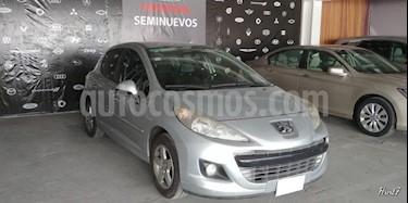 Foto venta Auto usado Peugeot 207 Compact 3P Std (2012) color Plata precio $79,000