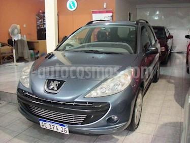 Peugeot 207 Compact - usado (2009) color Gris precio $359.900