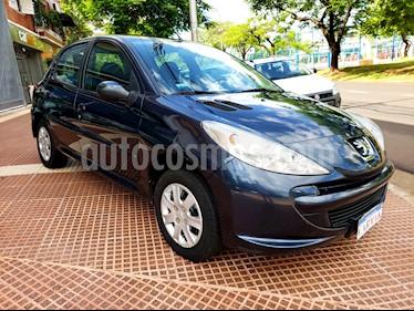 Peugeot 207 Compact 1.4 Active 5P usado (2014) color Azul precio $384.990