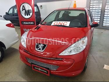 Peugeot 207 Compact 1.4 Active 4P usado (2014) color Rojo precio $358.000