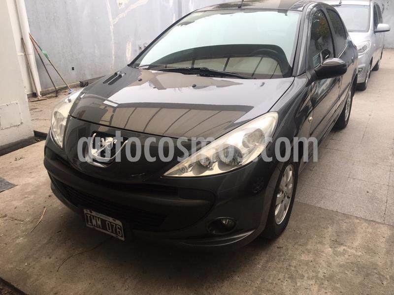 Peugeot 207 Compact 1.4 Active 3P usado (2011) color Negro Perla precio $460.000