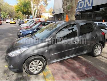 Peugeot 207 Compact 1.9D XS 5P usado (2010) color Gris Manitoba precio $349.800