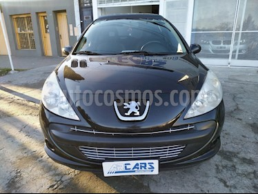 Peugeot 207 Compact 1.6 XS 5P usado (2009) color Negro Perla precio $345.000