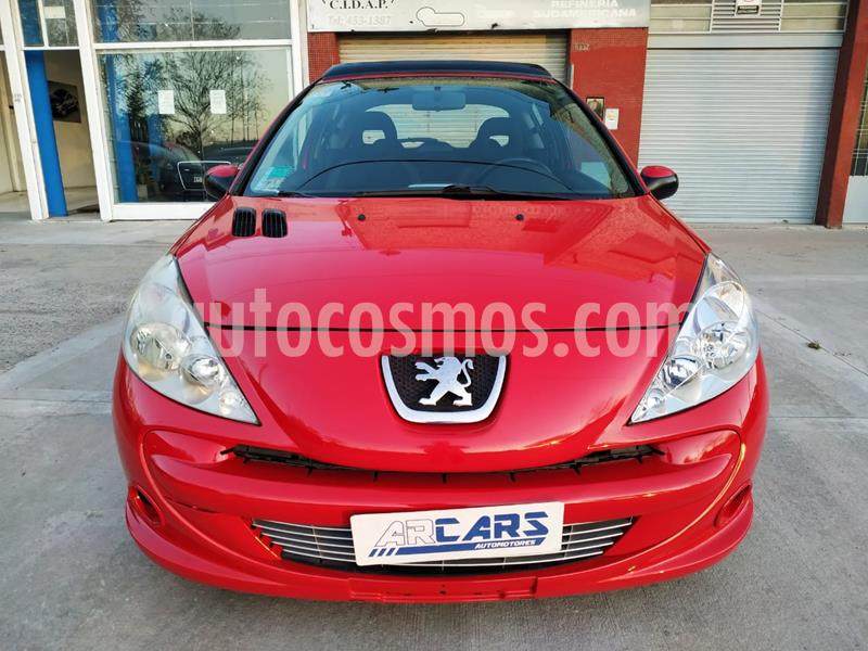 Peugeot 207 Compact 2.0 HDi XT 4P Premium usado (2008) color Rojo Eden precio $459.000