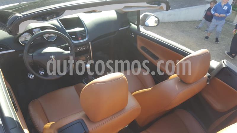 Peugeot 207 Compact 1.6 Allure 5P usado (2012) color Blanco precio $1.150.000
