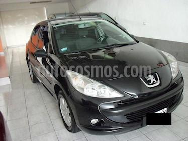Peugeot 207 Compact - usado (2009) color Negro precio $299.900