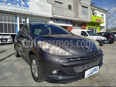 Peugeot 207 Compact 1.4 XR 5P usado (2011) color Gris Aluminium precio $380.000