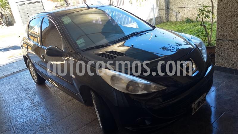 Peugeot 207 Compact 1.9D XS 5P usado (2010) color Negro Perla precio $365.000