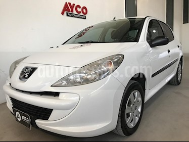Peugeot 207 Compact 1.4 Active 5P usado (2013) color Blanco