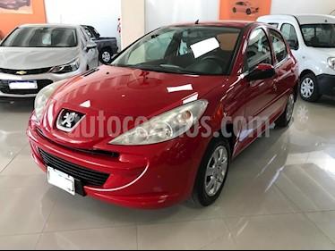 Peugeot 207 Compact 1.4 Active 4P usado (2013) color Rojo precio $350.000