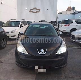 Peugeot 207 Compact 1.9D XR 5P usado (2009) color Negro Perla precio $379.900