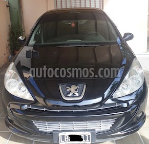 Foto Peugeot 207 Compact 1.6 Allure 5P usado (2012) color Negro precio $320.000