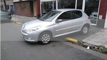 Foto venta Auto usado Peugeot 207 Compact XS 1.4 5 PUERTAS (2011) color Gris precio $239.000
