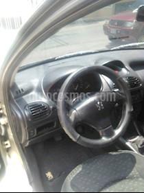 Foto venta carro usado Peugeot 207 Compact XT 1.6L (2007) color Bronce precio u$s1.700