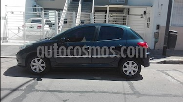 Foto Peugeot 207 - usado (2013) color Gris precio $240.000