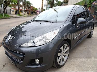 Foto venta Auto usado Peugeot 207 - (2011) color Gris precio $347.000