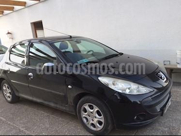 Peugeot 207 5P 1.4 Diesel X Line  usado (2011) color Negro precio $4.450.000