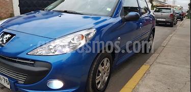 Foto venta Auto usado Peugeot 207 5P 1.4 X Line  (2012) color Azul Electrico precio $3.500.000