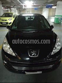 Peugeot 207 5P 1.6 Premium Diesel   usado (2012) color Negro precio $4.500.000