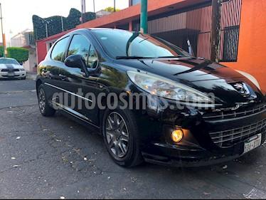 foto Peugeot 207 5P Active usado (2012) color Negro precio $90,000