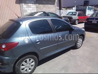 Foto venta Auto usado Peugeot 207 5P Active (2009) color Gris precio $59,000