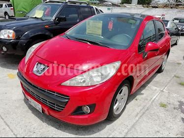 Foto venta Auto usado Peugeot 207 5P Active (2012) color Rojo Aden precio $97,800