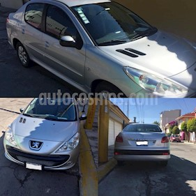 Foto venta Auto usado Peugeot 207 5P Active (2011) color Plata precio $80,000