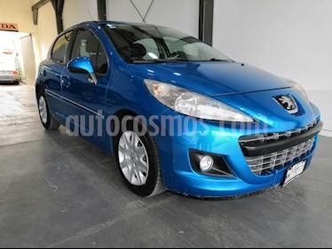 Foto venta Auto usado Peugeot 207 5P Active (2013) color Azul Inari precio $125,000