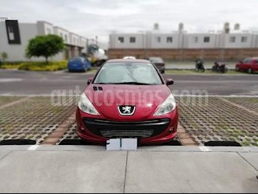 Peugeot 207 5P Active usado (2011) color Rojo precio $85,000