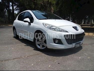 Foto venta Auto usado Peugeot 207 5p Allure L4/1.6 Man (2012) color Blanco precio $103,000