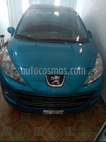 Peugeot 207 5P Allure Personal usado (2013) color Azul Isla Bella precio $98,000