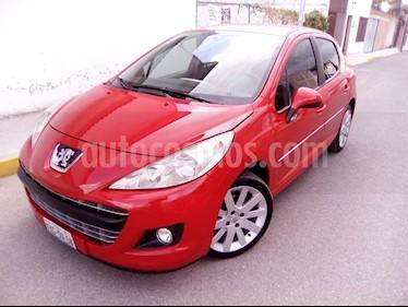 Peugeot 207 5P Allure Personal usado (2012) color Rojo precio $98,000