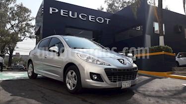 Foto venta Auto Seminuevo Peugeot 207 5P Allure (2013) color Plata precio $119,900
