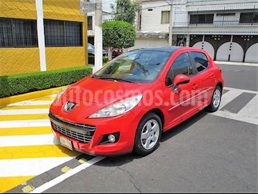 Foto venta Auto usado Peugeot 207 5P Allure (2013) color Rojo Aden precio $99,900