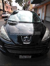Peugeot 207 5P Allure usado (2012) color Negro Obsidiana precio $78,000