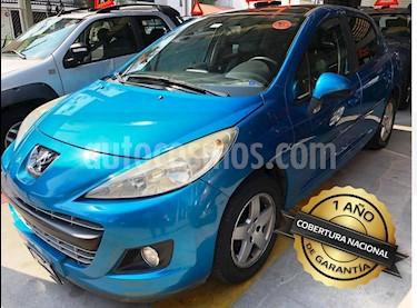 Foto venta Auto usado Peugeot 207 5P Allure (2012) color Azul precio $113,000
