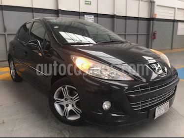Foto venta Auto usado Peugeot 207 5P Feline (2013) color Negro precio $130,000