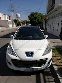 Foto venta Auto usado Peugeot 207 5P Feline (2013) color Blanco precio $123,000