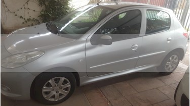 Foto venta Auto usado Peugeot 207 5P X Line 1.4  (2012) color Gris Plata  precio $3.800.000