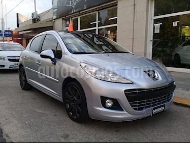 Peugeot 207 GTI (156cv) 5Ptas. usado (2012) color Gris Plata  precio $111