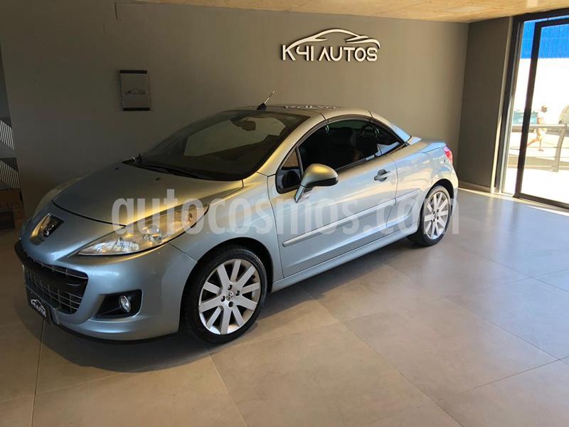 Peugeot 207 CC (150Cv) usado (2010) color Gris precio $1.638.000