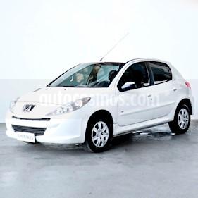Peugeot 207 CC  usado (2015) color Blanco precio $475.000