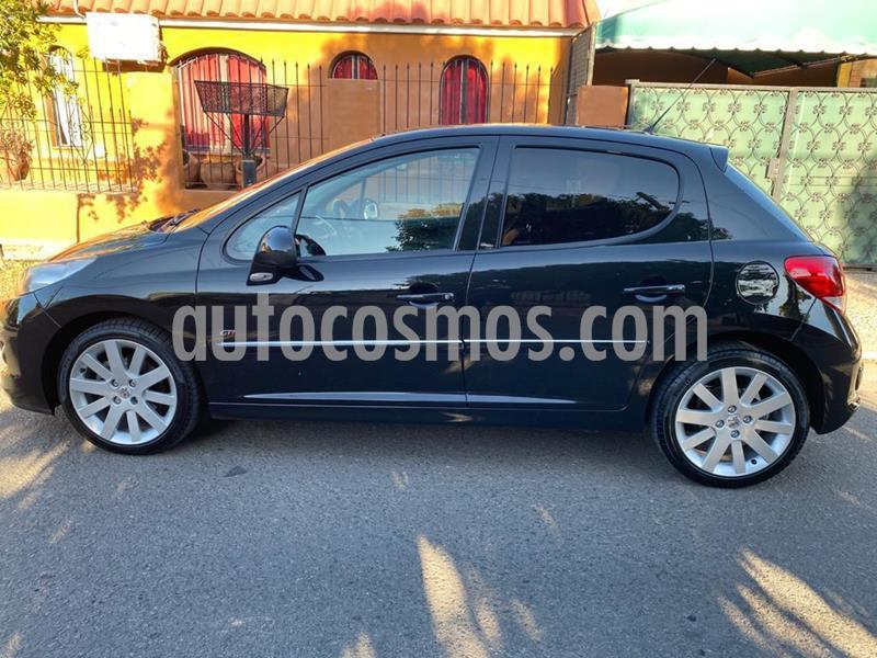 Peugeot 207 GTi 5P usado (2012) color Negro precio $710.000
