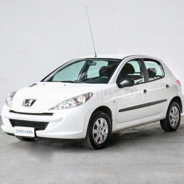 Peugeot 207 CC  usado (2013) color Blanco Banquise precio $484.000