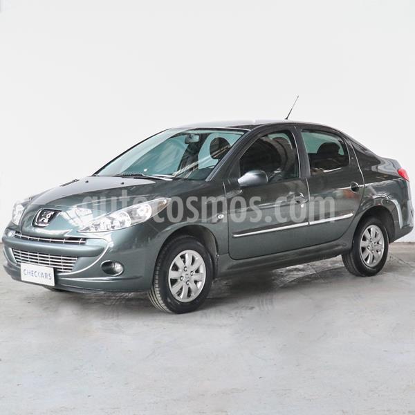 Peugeot 207 CC  usado (2013) color Gris Shark precio $484.000